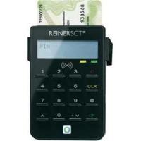 Reiner SCT cyberJack RFID standard Schwarz Smart-Card-Lesegerät (Schwarz)