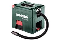 Metabo AS 18 L PC 7,5 l Trommel-Vakuum Trocken Staubbeutel (Schwarz)
