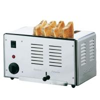 Gastroback 42004 Toaster (Silber)