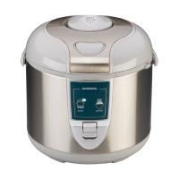Gastroback 42518 Reiskocher (Silber)