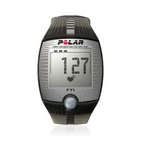 Polar FT1 (Schwarz, Silber)