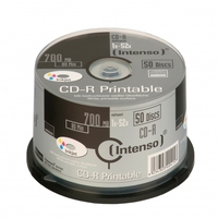 Intenso CD-R 700MB / 80min printable