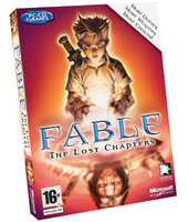 Microsoft Fable The Lost Chapters, DE