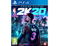 Take 2 NBA 2K20 Legends Edition Legendary Deutsch PlayStation 4