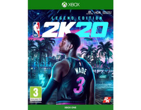 Take 2 NBA 2K20 Legends Edition Legendary Deutsch Xbox One