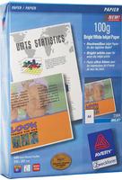 Avery Bright White Inkjet Papier A4 500 Sheets