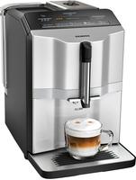 Siemens TI353501DE Kaffeemaschine Vollautomatisch Filterkaffeemaschine 1,4 l (Schwarz, Edelstahl)