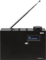 Telestar DABMAN 14 Tragbar Digital Schwarz (Schwarz)
