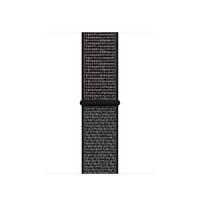 Apple MX7Y2ZM/A Smartwatch-Zubehör Band Schwarz Nylon (Schwarz)