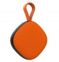 Swisstone BX 110 Tragbarer Mono-Lautsprecher Schwarz, Orange 3 W (Schwarz, Orange)