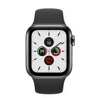 Apple Watch Series 5 40 mm OLED 4G Schwarz GPS