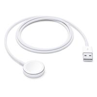 Apple MX2E2ZM/A Smartwatch-Zubehör Ladekabel Weiß (Weiß)