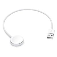 Apple MX2G2ZM/A Smartwatch-Zubehör Ladekabel Weiß (Weiß)