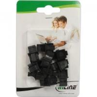 InLine 59942C Montage-Kit (Schwarz)