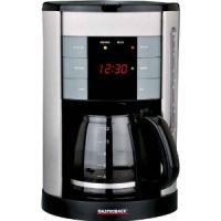 Gastroback Design Coffee Aroma Plus (Schwarz, Silber)