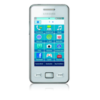 Samsung Star II (Weiß)