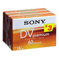 Sony 3DVM60PR Videobänder