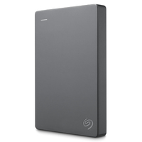 Seagate Basic Externe Festplatte 5000 GB Silber (Silber)