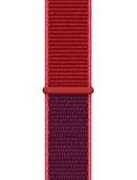 Apple MXHV2ZM/A Smartwatch-Zubehör Band Rot Nylon (Rot)