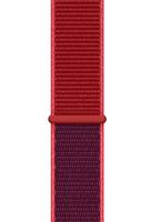 Apple MXHW2ZM/A Smartwatch-Zubehör Band Rot Nylon (Rot)