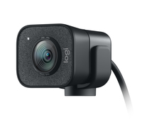 Logitech StreamCam Webcam 1920 x 1080 Pixel USB 3.2 Gen 1 (3.1 Gen 1) Schwarz (Schwarz)