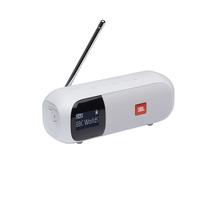 JBL Tuner 2 Tragbar Analog & Digital Weiß (Weiß)