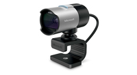 Microsoft LifeCam Studio for Business (Schwarz, Silber)