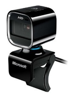 Microsoft LifeCam HD-6000 f/Business 50 Pack (Schwarz)