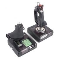Logitech X52 Pro Flight Control System Flugsimulation