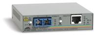 Allied Telesis 100TX to 100FX (SC) media converter