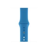 Apple MXNV2ZM/A Smartwatch-Zubehör Band Blau Fluor-Elastomer (Blau)