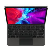 Apple MXQU2D/A Tastatur für Mobilgeräte Schwarz QWERTZ Deutsch (Schwarz)