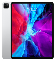 Apple iPad Pro 4G LTE 128 GB 32,8 cm (12.9 Zoll) Wi-Fi 6 (802.11ax) iPadOS Silber (Silber)