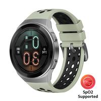 Huawei WATCH GT 2e 3,53 cm (1.39 Zoll) 46 mm AMOLED Silber GPS