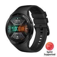 Huawei WATCH GT 2e 3,53 cm (1.39 Zoll) 46 mm AMOLED Schwarz GPS