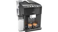 Siemens EQ.500 TQ505DF8 Kaffeemaschine Vollautomatisch Espressomaschine 1,7 l (Schwarz, Silber)