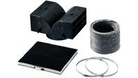Siemens LZ53250 Küchen- & Haushaltswaren-Zubehör (Schwarz, Grau, Weiß)
