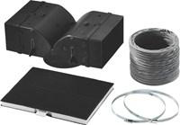 Siemens LZ53450 Küchen- & Haushaltswaren-Zubehör (Schwarz, Grau, Weiß)