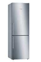 Bosch Serie 6 KGE36EICP Kühl- und Gefrierkombination Freistehend 302 l A+++ Edelstahl (Edelstahl)