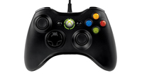 Microsoft Xbox 360 Controller for Windows (Schwarz)