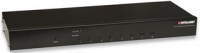 Intellinet 506441 Tastatur/Video/Maus (KVM) Switch (Schwarz)