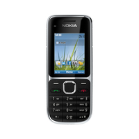 Nokia C2 (Schwarz)