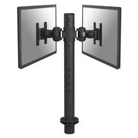 Newstar FPMA-D050DBLACK Flat panel Tischhalter (Schwarz)