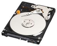 Western Digital WD5000BPKT Festplatte / HDD (Schwarz)