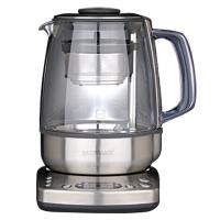 Gastroback Gourmet Teeautomat Advaced (Silber, Transparent)