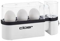 Cloer 6021 Eierkocher (Weiß)