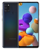 Samsung Galaxy A21s SM-A217F 16,5 cm (6.5 Zoll) Dual-SIM Android 10.0 4G USB Typ-C 3 GB 32 GB 5000 mAh Schwarz (Schwarz)