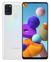 Samsung Galaxy A21s SM-A217F 16,5 cm (6.5 Zoll) Dual-SIM Android 10.0 4G USB Typ-C 3 GB 32 GB 5000 mAh Weiß (Weiß)