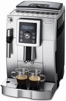 DeLonghi ECAM 23.420.SB Kaffeemaschine (Schwarz, Silber)