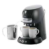 Petra KM 42.17 Kaffeemaschine (Schwarz)